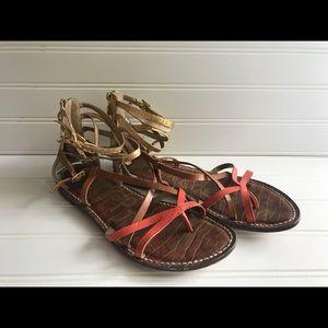 Sam Edelman Gladiator Sandals GRADY 7